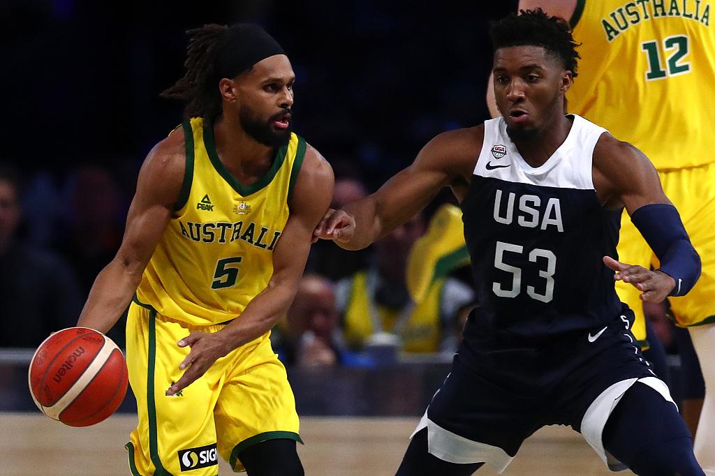 福克斯记者:澳大利亚男篮将于当地时间明早飞往中国