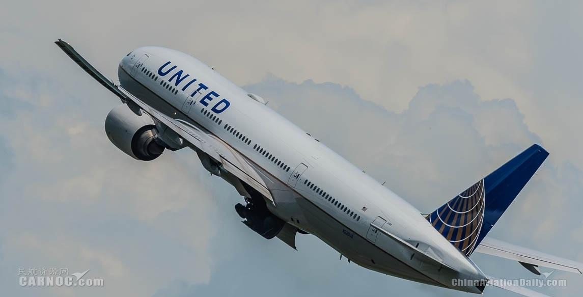 需求疲软 美联航将停飞芝加哥-香港直飞航线
