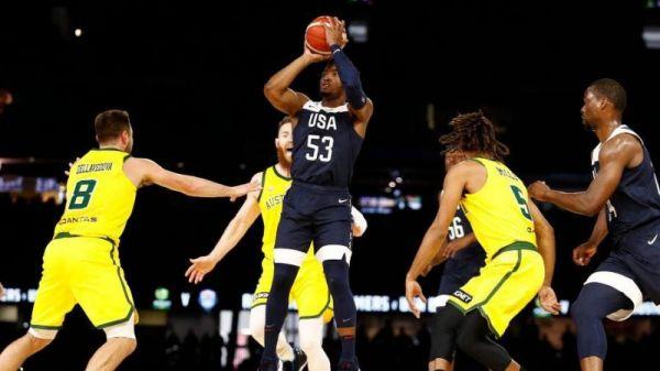 世界杯赛前被终结78连胜美国男篮称一切要到中国才见分晓