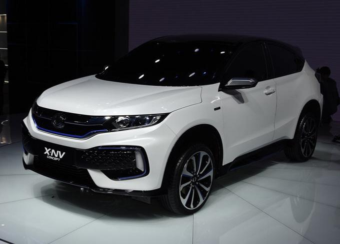 本田XR-V电动版9月发布 续航超400km四季度上市