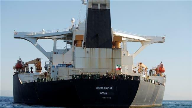 伊朗获释油轮已抵近目的地 将在这国卸货