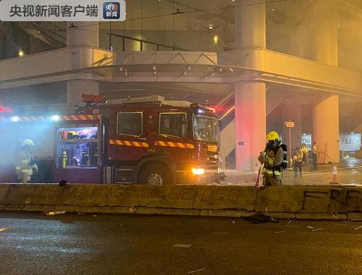 港铁旺角站遭激进示威者大肆破坏 警方现场抓捕_网赚新闻网
