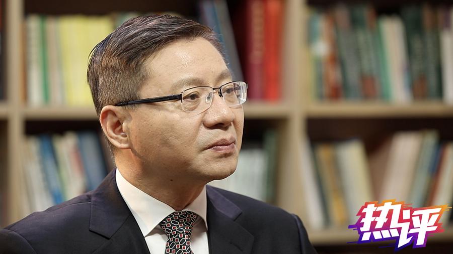 张维为:香港未来增长点还很多 但首先自己要争气