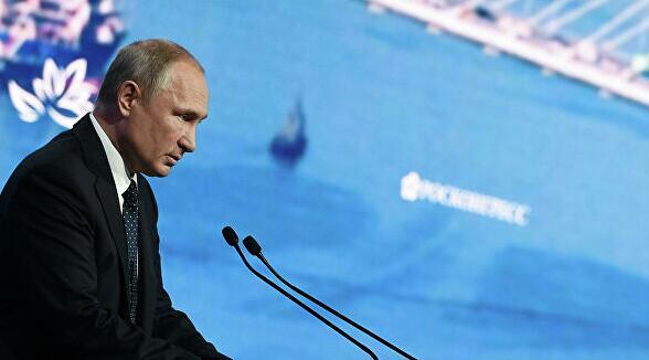 普京称问过特朗普:想让我把高超音速武器卖给你吗