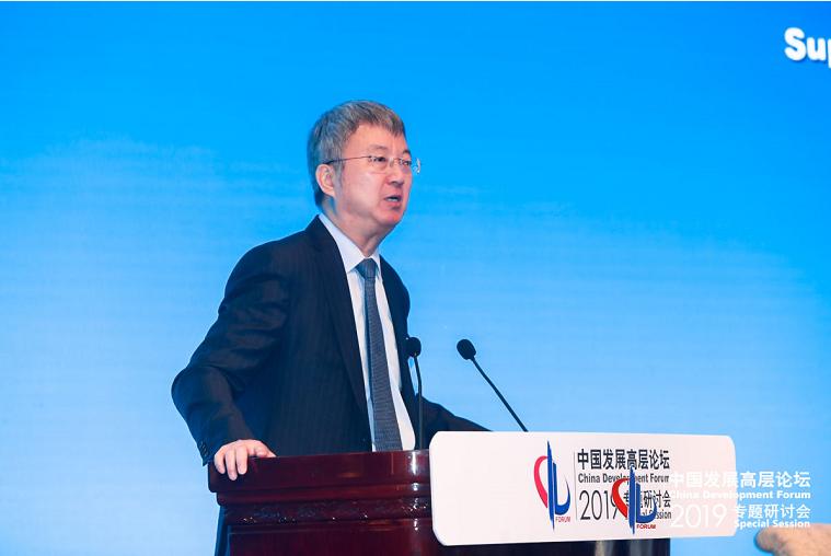 朱民:中国服务业生产率提升的关键是进一步开放