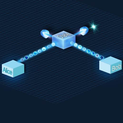 科学家验证远距离双场量子密钥分发的可行性