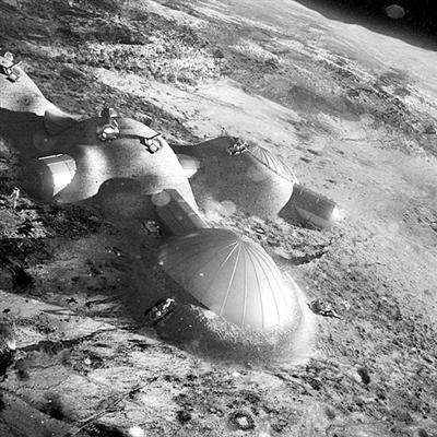 为建深空中转站,科学家开了哪些脑洞?月球NASA马斯克