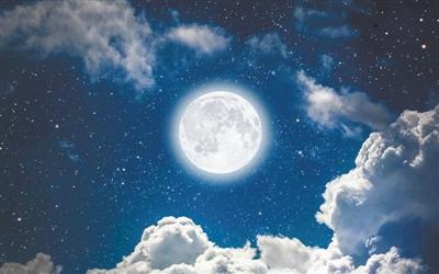 中秋佳节 用科学的目光赏月月球超级月亮中秋赏月