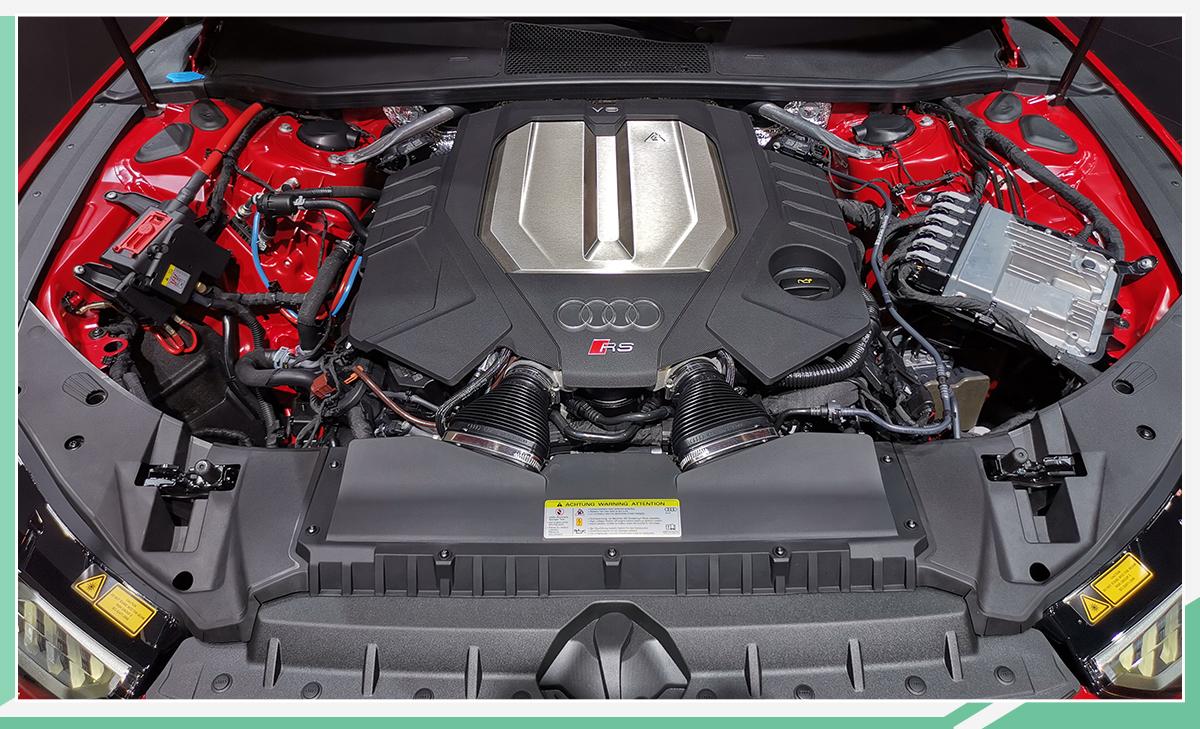 加速仅3.6秒/搭轻混系统 全新奥迪RS7正式亮相