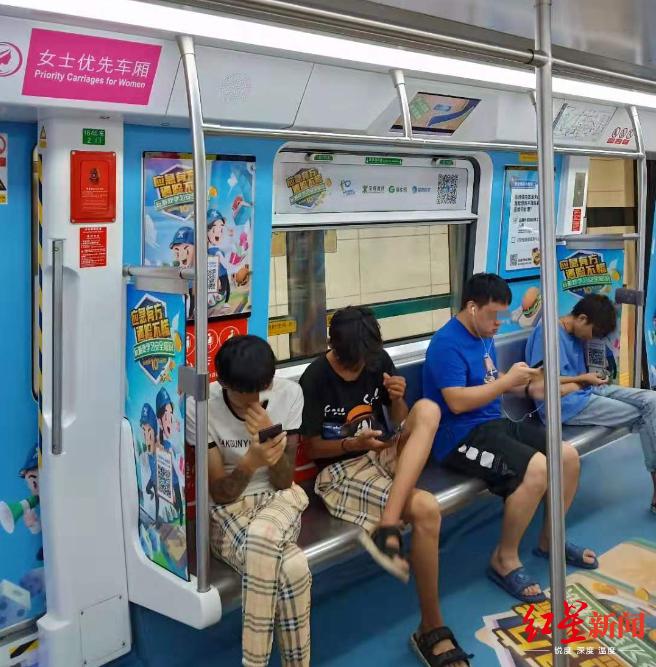 地铁女性优先车厢名存实亡?深圳拟立法为女性撑腰