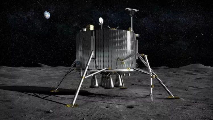 俄罗斯Luna27登陆器