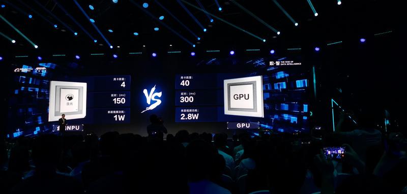 """阿里发布第一颗AI芯片""""含光800"""" 比业界最好的AI芯片性能高4倍"""