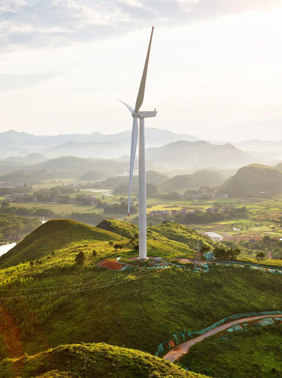 苹果成立的中国清洁能源基金投资
