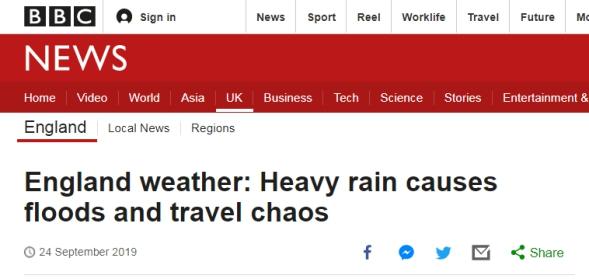 (BBC报导截图)