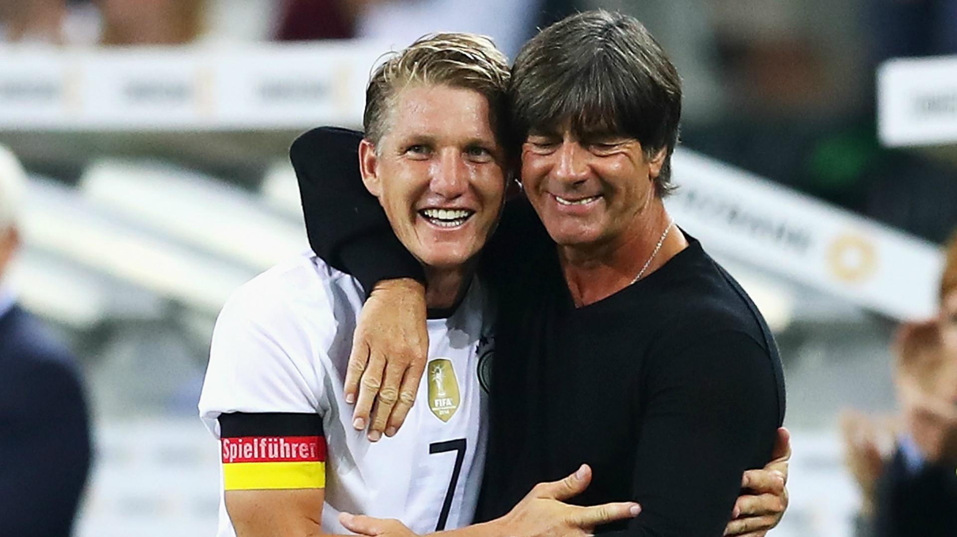 施魏因施泰格退役 勒夫称小猪为德国最佳