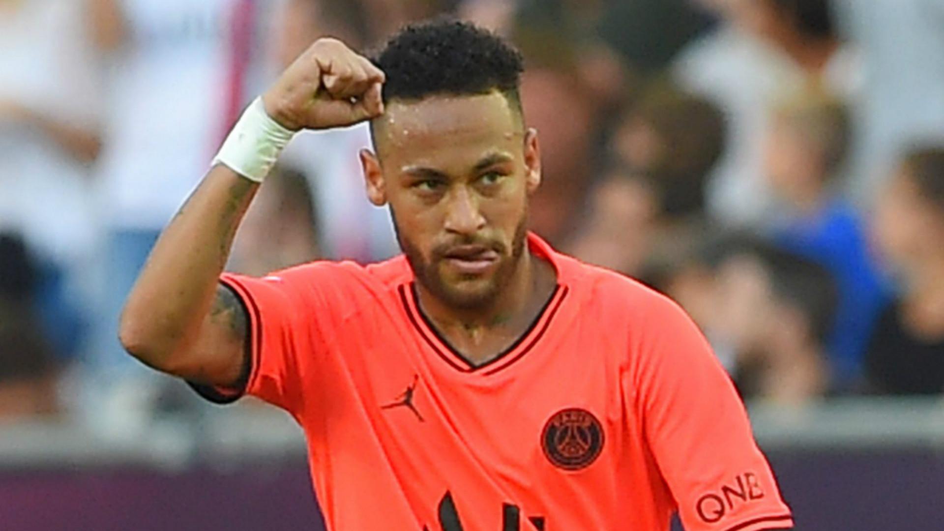 内马尔:我在巴黎圣日曼和巴西队一样开心