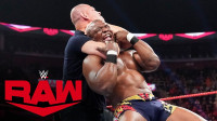 【RAW 10/21】UFC凯恩现身替雷尔出头
