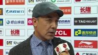 赛后采访-阿的江:球队致胜源于防守,进攻很有针对性