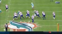 【NFL动态】约什-阿伦连线约翰-布朗轰出40码传球达阵