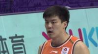 CBA-董瀚麟VS山东,11分6篮板攻防两开花展示内线威慑力