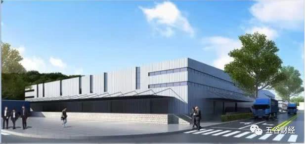 茅台建设12万平米物流中心,资产