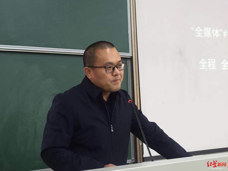 新华网四川频道负责人:新闻不是简单的博眼球,标题党容易犯错