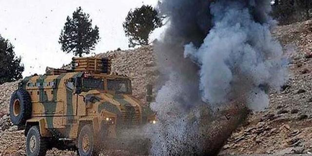 库尔德人设下炸弹陷阱,土耳其联军中招致9人死伤