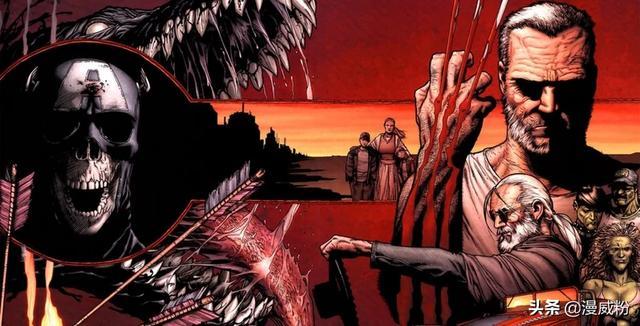 盘点漫威最黑暗的9大平行宇宙,死侍成大魔头,钢铁侠成丧尸