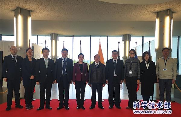 中国代表团出席国际热核聚变实验堆(ITER)理事会第二十五届会议