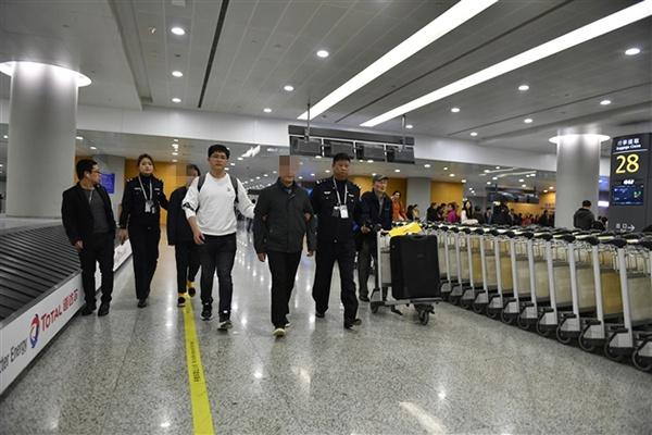 12月2日,彭某、何某被押解回沪。