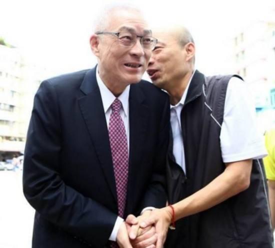 韩国瑜回应是否参选国民党主席: