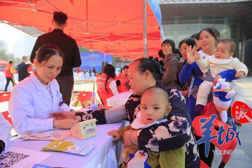 健康医疗、法律援助、名家歌声进村……这场惠民志愿服务好实在
