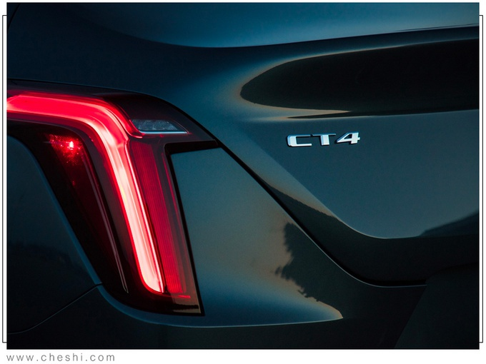 凯迪拉克全新CT4,明年正式上市开售