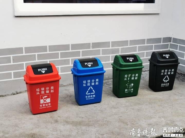 想学垃圾分类知识 来济南历下区这个宣教基地