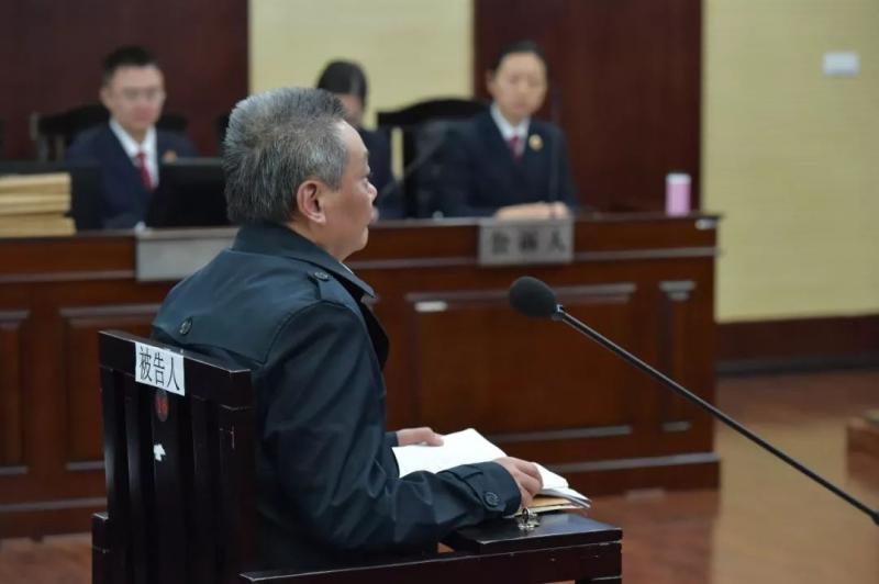 涉嫌受贿罪滥用职权罪 贵州独山县原县委书记潘志立受审
