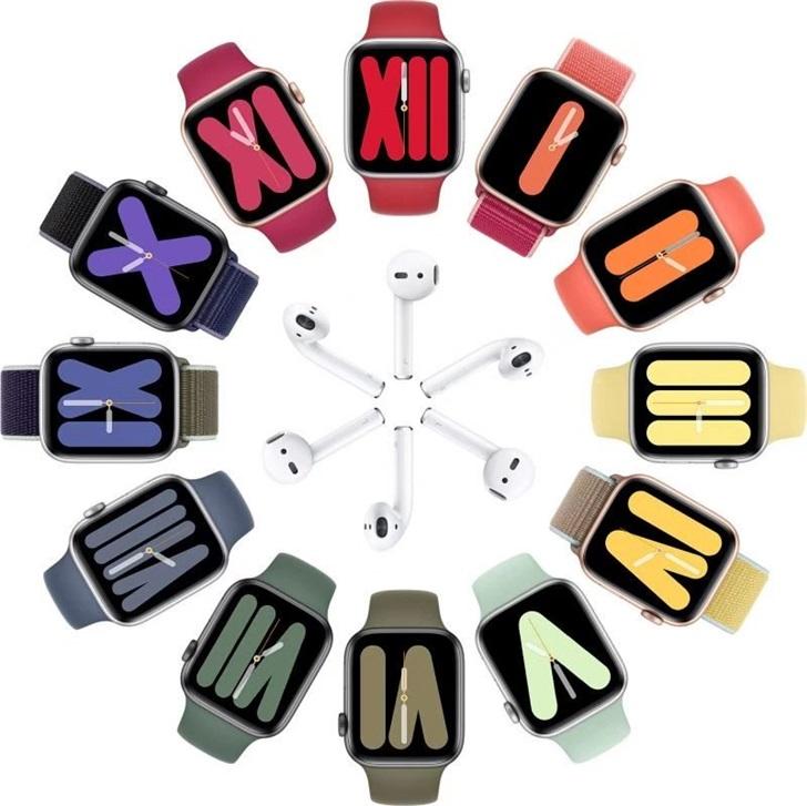 AirPods立功:IDC报告显示第三季度苹果可穿戴设备出货量飙升
