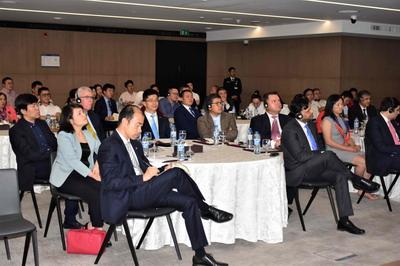 驻迪拜总领馆举办中国企业与阿联