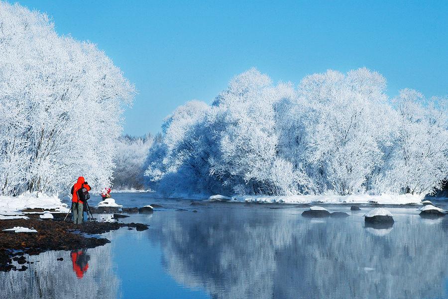 秋有湿地冬有雪 绝美龙江