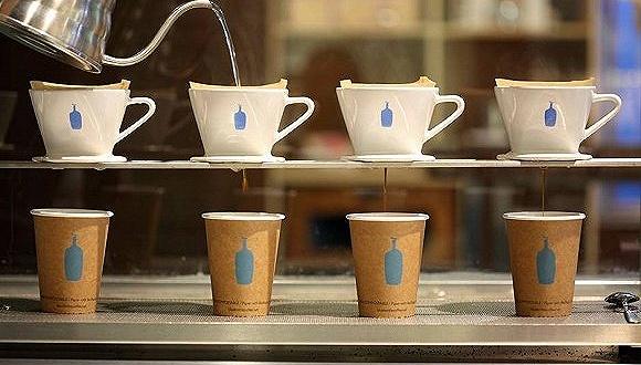 美国精品咖啡连锁品牌Blue Bottl