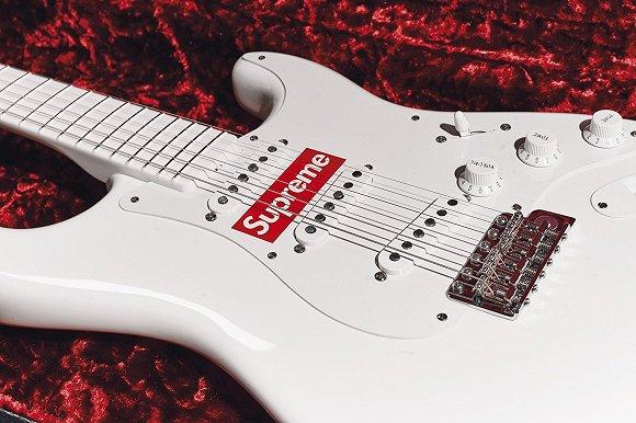 Supreme吉他 图片来源:佳士得官网