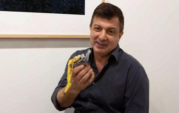 拍出12万美元的天价香蕉被吃了,背后意义可没这么简单