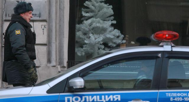 炸弹来了?莫斯科60余处遭威胁 万余人紧急疏散