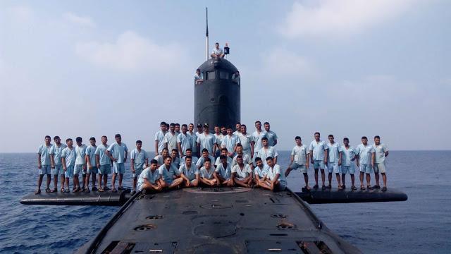 缅甸心真大,买31年艇龄印度破旧潜艇,只为抗衡孟泰海军中国潜艇
