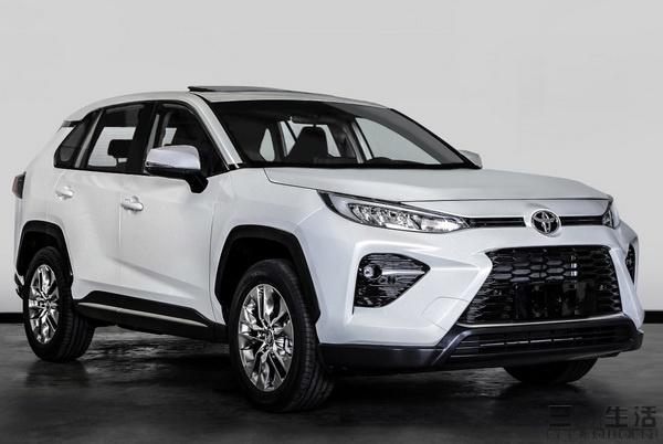 燃油双擎双车战略 广汽丰田威兰达将明年4月上市