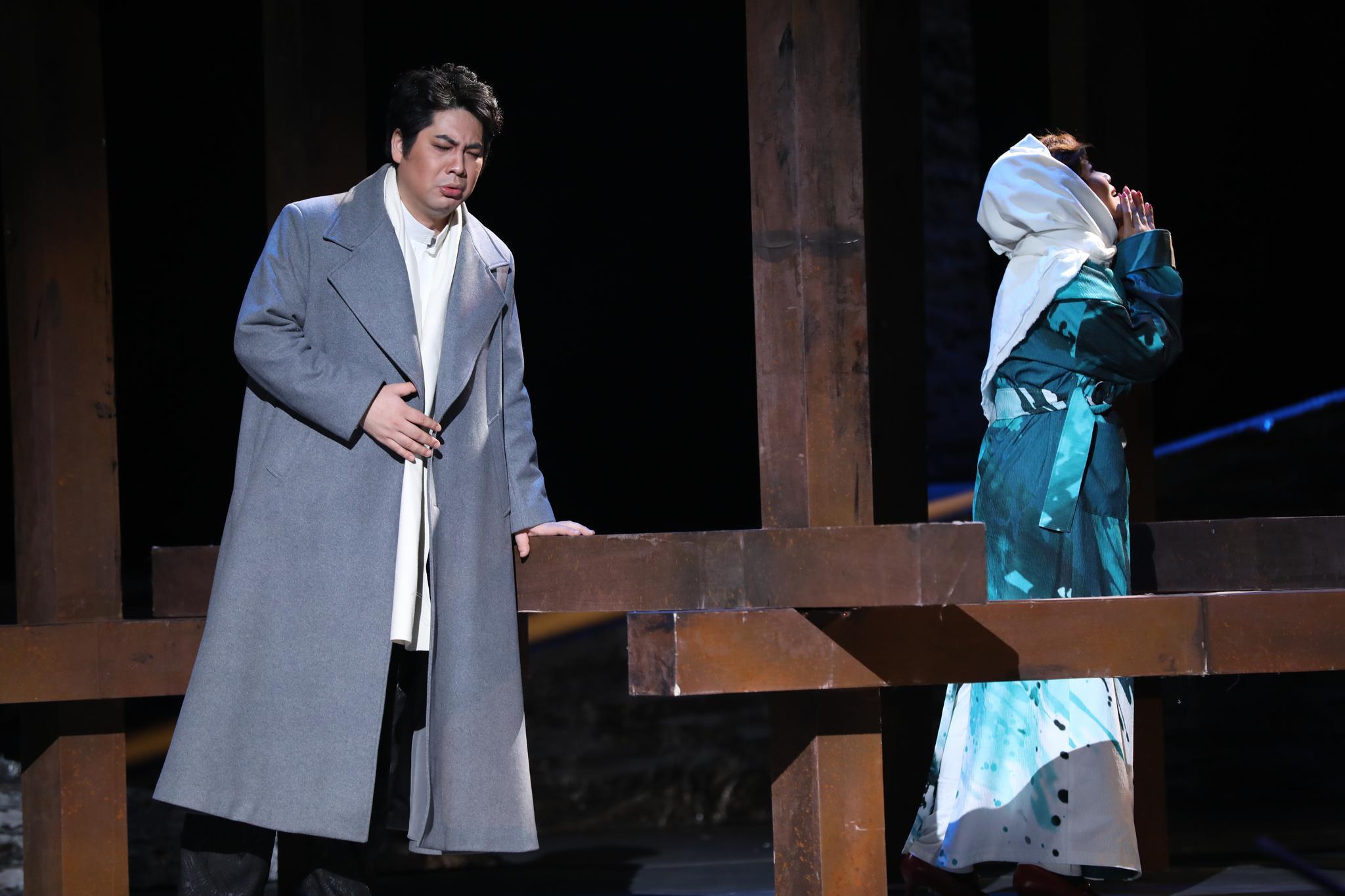 歌剧《复活》北京首演,与原著比有四种全新调整