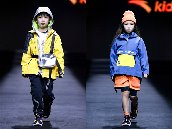 """""""小大人""""走上国际时尚周T台 2020童装流行趋势发布"""