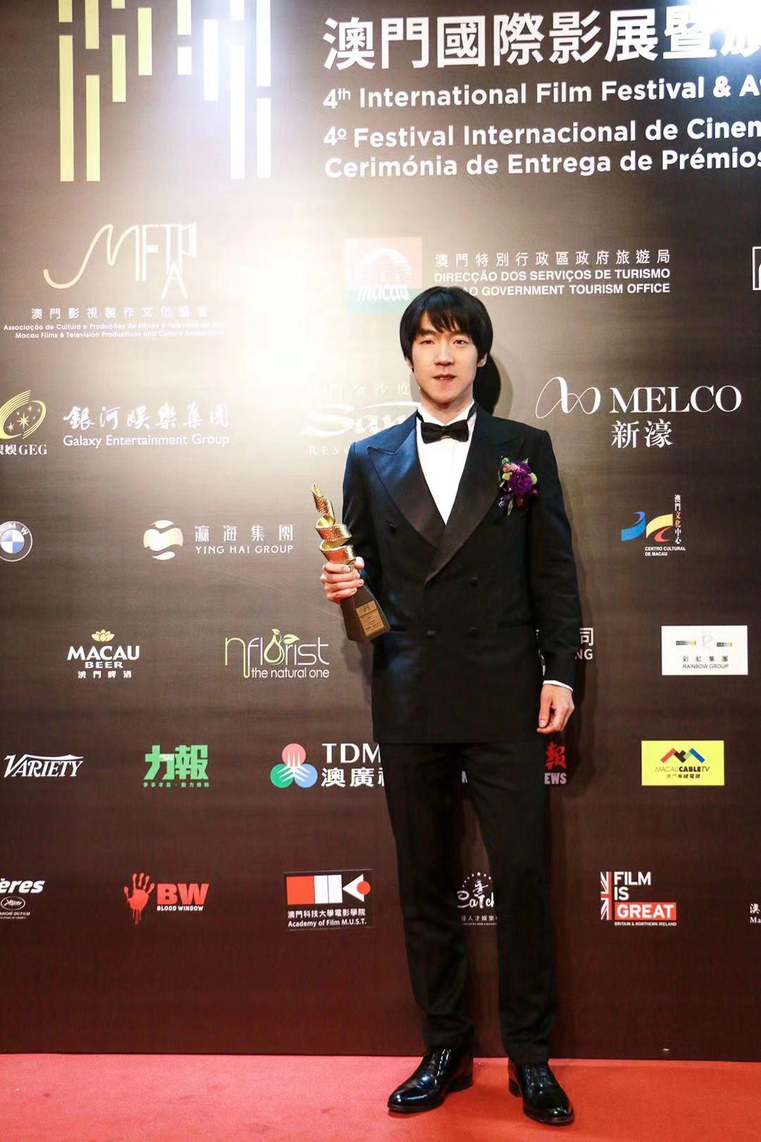 获澳门国际影展最佳男主角,吴晓亮期待《日光之下》上映