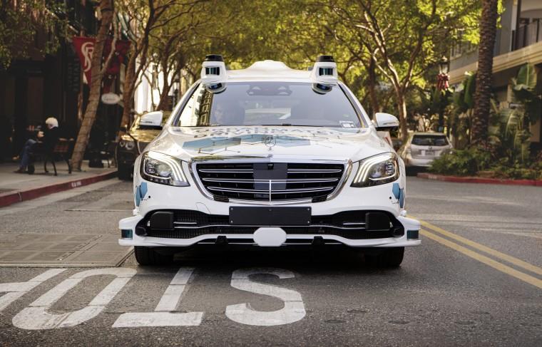 博世和梅赛德斯-奔驰宣布在美国圣何塞正式启动自动驾驶出租车试点项目
