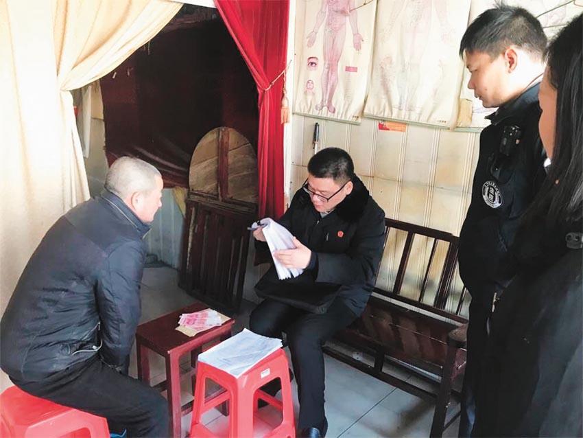 海安法院注重涉特殊群体案件执行攻坚