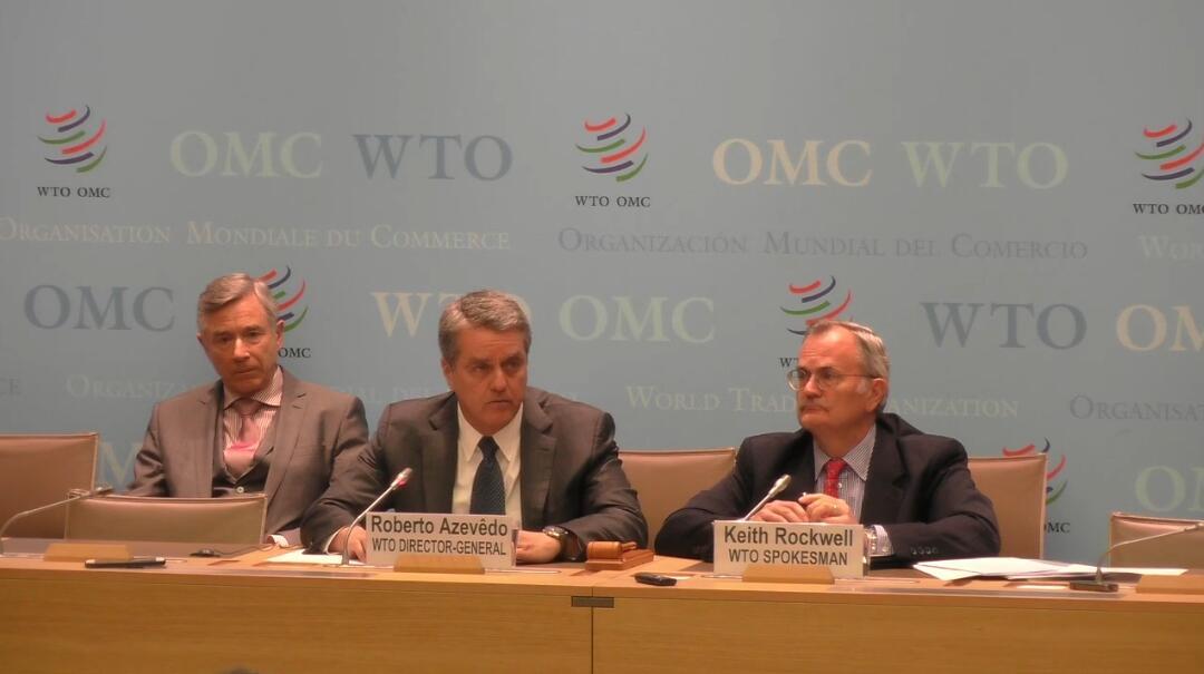 """美国作梗WTO""""最高法院""""瘫痪"""